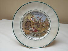 OUR PETS - PRATTWARE PLATE - MAASTRICHT DUTCH