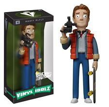 Back to the Future Marty McFly Vinyl Idolz Figure