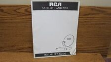 Rca Satellite Installers Guide In Good Shape