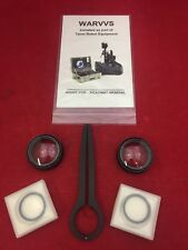 WARVVS Talon Robot Camera System Window Repair Kit DSI-110-0051