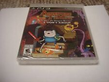 Adventure Time: Explore the Dungeon Because I Don't Know!  (PlayStation 3, 2013)
