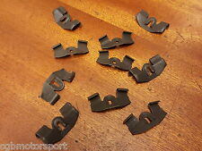 RENAULT 5 GT TURBO NEW SIDE SKIRT SILL FIXING MOUNTING BRACKET CLIPS PACK OF 10