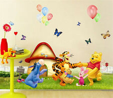 Weenie bear children Home room Decor Removable Wall Sticker/Decal/Decoration