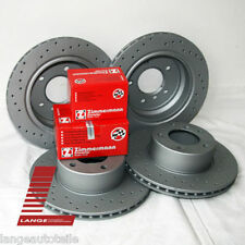 Zimmermann Brake Discs & Pads Warning Contact BMW E39 Sport KIT 535i 540i 530 d