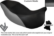 BLACK & GREY CUSTOM FITS BMW ADVENTURE R 1150 GS DUAL STANDARD & LOW SEAT COVER