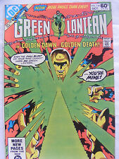 GREEN LANTERN # 145 OCT 81 CENTS VARIANT