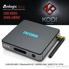 Mecool BB2 2GB/16GB Amlogic S912 Android 6.0 Smart TV Box Octa-core GPU