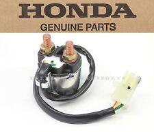 New Genuine Honda Starter Solenoid Switch 88-00 TRX300 FW Fourtrax 300 4x4 #W170