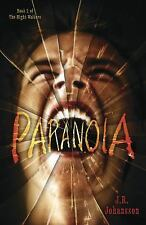 NEW - Paranoia (The Night Walkers) by Johansson, J. R.