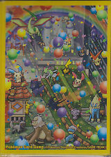 "Pokemon Card Gym Challenge Promo Sleeve ""Where is Jirachi?"" (64) Japanese"