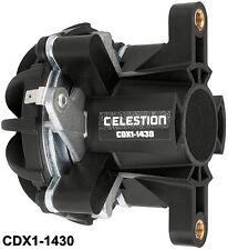 2 unidades Celestion mike-Horn controlador cdx1-1430 (100 vatios) 2 unid.