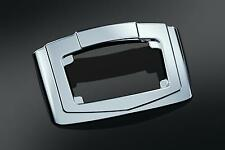 Kuryakyn Chrome License Plate Rear Accent Panel For Gold Wing 3139