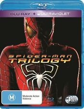 Spider-Man Spiderman Trilogy Blu-ray Spider-Man / Spider-Man 2 / Spider-Man 3 RB