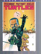 TMNT Teenage Mutant Ninja Turtles Utrom Empire by Allor & Kuhn TPB 2014 IDW