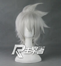 Soul Eater Evans Anime Costume Cosplay Wig (need styled by yourself) + Free Cap