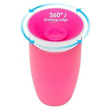 Munchkin Miracle 360° Sippy Cup (Pink)  (2359)