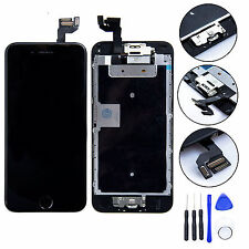 Black Full LCD Screen Display + 3D Touch Screen Digitizer For iphone 6S 6 S 4.7""