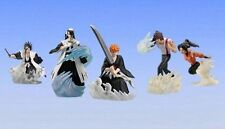 Bandai Bleach Real Collection 2 Figure Figurine Set of 5