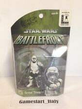 ACTION FIGURE - SCOUT TROOPER - STAR WARS BATTLEFRONT - NUOVO NEW