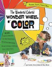 The Wonderful Colorful Wonder Wheel of Color: Activities, Stickers,...  (NoDust)