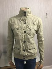 Ladies Genuine Shakedown Military  Jacket Coat By Oakley Size M UK12 New