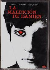 La Profecía II: LA MALDICIÓN DE DAMIEN de Don Taylor con William Holden FOX 2006