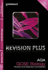 Lonsdale GCSE Revision Plus - AQA Biology: Revision and Classroom Companion, Wal