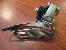 SHIMANO DEORE LX TRIPLE FD M581 FRONT DERAILLEUR 34.9 CLAMP ON