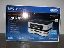 Brand New Brother MFC-J4710DW All-In-One Inkjet Printer