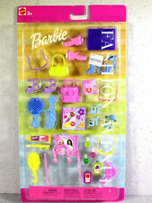 NIB BARBIE DOLL 2002 FASHION AVENUE ACCESSORY BONANZA ACCESSORIES #2
