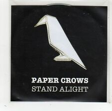 (FW79) Paper Crows, Stand Alight - 2010 DJ CD