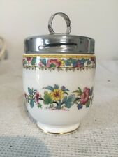 Coalport Ming Rose King Size Double Egg Coddler