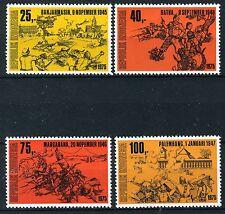 INDONESIE: ZB 828/831 MNH** 1975 30 jaar Onafhankelijkheid