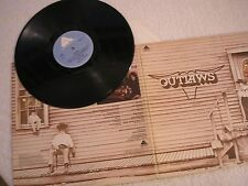 THE OUTLAWS  The Outlaws LP   ARTY 115  Ex/Ex (Visual check only)
