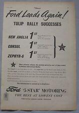 1954 Ford Original advert No.2