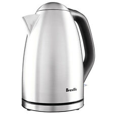NEW Breville Kettle Nova Cordless Brushed Stainless Steel BKE420S