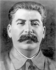 "Joseph Stalin 10"" x 8"" Photograph no 1"