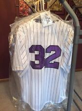 JAY BRUCE Reds JSA Authenticated signed auto autographed Minor League MLB Jersey