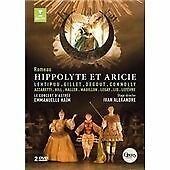 Rameau: Hippolyte et Aricie [Video] (2014) New & Sealed