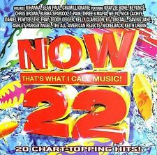 Now That's What I Call Music! 22 by Various Artists (CD, Jul-2006, SMG) - NEW
