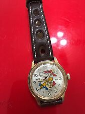 VERY RARE Jay Ward Horse Nell Watch 1972 17 jewels
