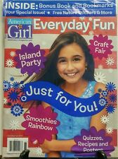 American Girl Everyday Fun 2016 Just For You Craft Fair Posters FREE SHIPPING sb