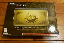 Zelda: Majora's Mask Limited Edition 3DS XL System *Brand New* Handheld Console