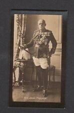 Field Marshall Sir John French Vintage 1916 Great War UK Cigarette Card Look!