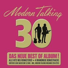MODERN TALKING 30 2014 REMASTERED 2 CD SET IN DIGIPAK