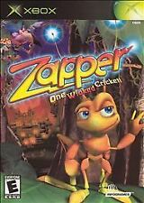 Zapper: One Wicked Cricket! by