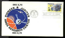 1556 Pioneer Jupiter FDC Mountain View, CA  Ames Research++ NASA Insert