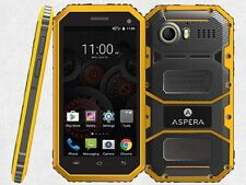 Aspera R8 Smart Mobile Tough Phone-Free Postage-Free $30 Accessory Kit Too
