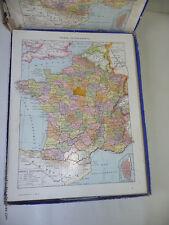 LAROUSSE Puzzle géographie des départements de la France N°31