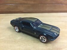"""Hot Wheels """"Customized"""" '67 Shelby GT500 Green/Gold w/RR Real Riders Loose"""